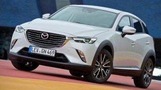 Mazda CX-3 zmizí z trhu, ale není to navždy