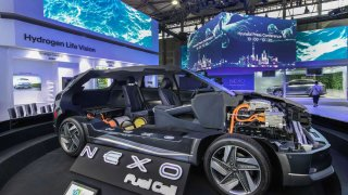 Hyundai NEXO CES ASIA