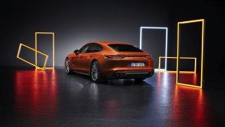 Porsche Panamera 2. generace po faceliftu