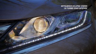 Recenze japonského SUV Mitsubishi Eclipse Cross 1,5 Turbo 2WD Intense