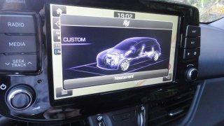Hyundai i30 N interiér 3