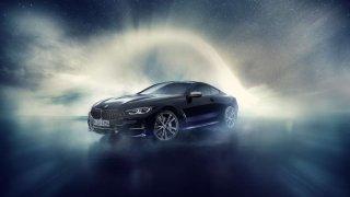Luxus s vesmírnými prvky. BMW Individual M850i xDrive Coupé Night Sky.