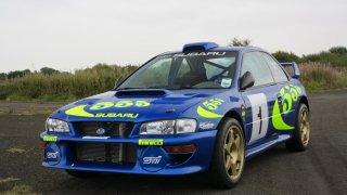 Nejdražší Subaru světa. Legendární auto slavného závodníka