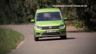 Recenze osobní verze dodávky Volkswagen Caddy 1.4 TSI Trendline GO