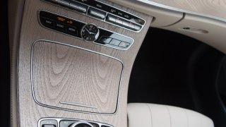 Mercedes-Benz E300 Coupe interiér 3