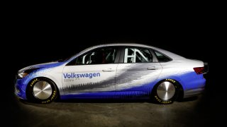 Volkswagen Jetta pro Bonneville