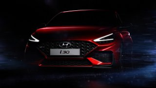 Hyundai i30 projde modernizací. Oblíbené rodinné auto z Nošovic dostane sportovnější výraz