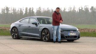 Recenze Audi e-tron GT quattro