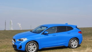 BMW X2 - atlet v dobré kondici 2