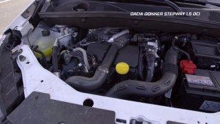 Recenze levného praktického MPV Dacia Dokker Stepway 1,5 DCI