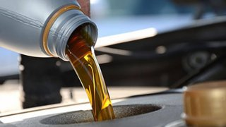 Dolévání oleje