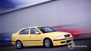 Škoda Octavia RS I