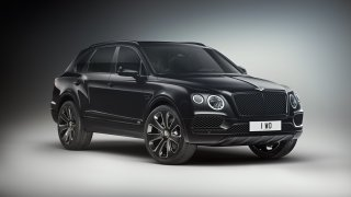 Bentley Bentayga V8 Design Series 3