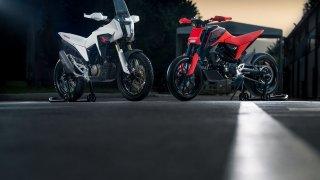 Honda CB125M a CB125X Concept