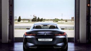 BMW Concept řady 8 4