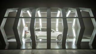 Lexus ES reklama