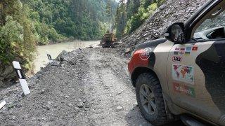 Fotr na Triupu - Cesta Kavkazem