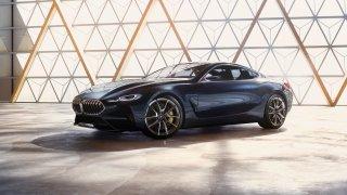 Koncept řady 8 ukazuje budoucí tvář BMW 2
