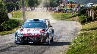 Hyundai i20 R5 se představí na Pražském Rallysprintu