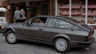 Alfa Romeo GTV6 ve filmu s Jamesem Bondem