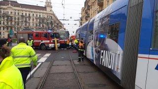 Octavia mezi tramvaji