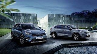 Kia začala v Česku prodávat modernizované hybridy Niro