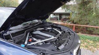 BMW X5 xDrive M50d interier  1