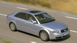 Audi A4 (2000-08)