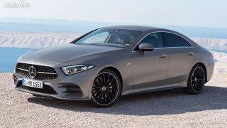 Fotky nového Mercedesu CLS unikly a budí vášně