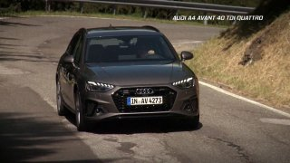 Recenze Audi A4 Avant 40 TDI quattro