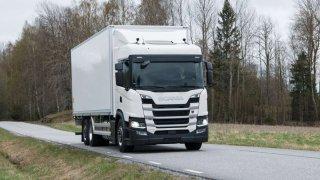 Scania nabízí nový motor na bioethanol