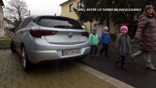Test Opelu Astra 1.2 Turbo/96 kW Elegance