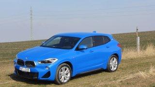 BMW X2 - atlet v dobré kondici