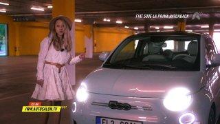 Recenze Fiatu 500E La Prima Hatchback