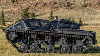 Tank pro volné chvíle Ripsaw EV3-F4.
