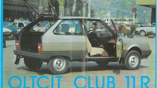 Oltcit Club 11 R