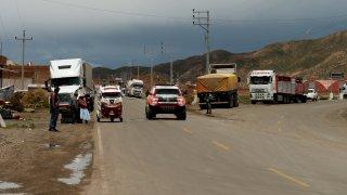Dakarské speciály na běžné silnici