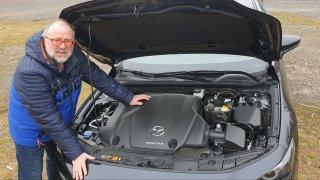 Japonská alternativa turbomotorů a hybridů funguje na výbornou: test Mazdy3 Skyactiv-X
