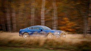Ford Mustang jízdní 8