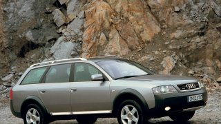 Audi allroad quattro (2000-05)