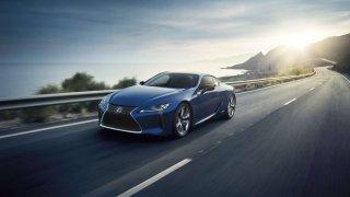 Lexus LC skrývá rychle řadicí desetirychlostní převodovku