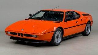 BMW M1 1
