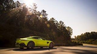 Aston Martin Vantage MY2018 4