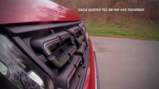 Test Dacie Duster 1.3 TCe 96 kW 4x2 Techroad