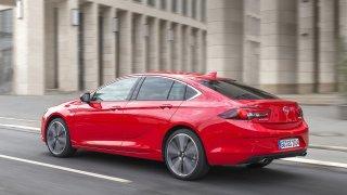 Opel Insignia Grand Sport 1.6 Turbo