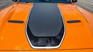 Ford Mustang Mach 1.