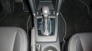 Subaru Forester - interiér 2