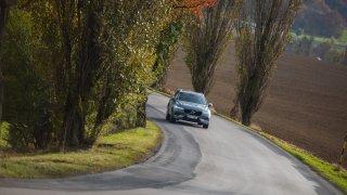 Volvo XC60 D4 Polestar jízda 3