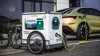 Mobilní dobíjení E-Mona