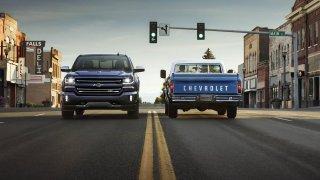 Ameriku si bez pickupů Chevrolet nelze představit.